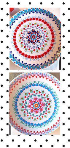 Pottery Painting, Ceramic Painting, Stone Painting, Mandala Painting, Dot Painting, Doodle Background, Stippling Art, Mandala Painted Rocks, Mandala Dots