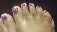 Pink sparkle  www.aroyalpampering.com