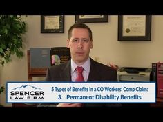VIDEO: Five Important Benefits in Your Colorado Workers' Compensation Case