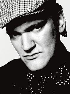 Quentin Tarantino, American filmmaker & actor