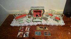 serie principessa mobili per bambole 1965