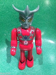 ULTRAMAN LEO ROBOT JAPAN MIB BULLMARK Popy shogun warriors 1974