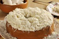 Receita de Bolo dos anjos em receitas de bolos, veja essa e outras receitas aqui!