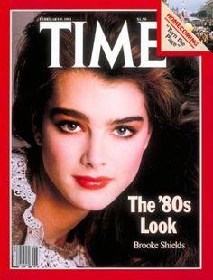 80's Brooke Shields