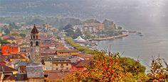 Webcam desde Ascona, en Suiza