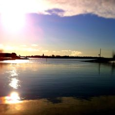 Helsinki in the morning