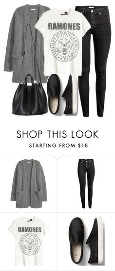 """Style #11509"" by vany-alvarado ❤ liked on Polyvore featuring H&M"