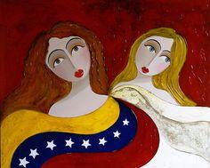 Ma. Rosa Asaro - 7 visiones obras 014 by katebohac, via Flickr