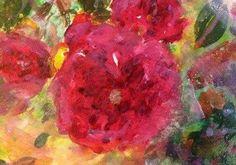 VERNISSAGE - ROSES - ART