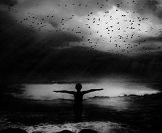Splendid Black and White Photography by Peter Jamus – Fubiz Media