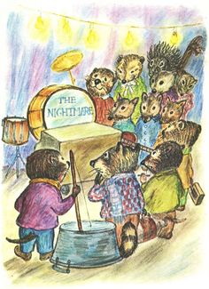 Emmet Otter's Jug-Band Christmas  Story by Russell Hoban with pictures by Lillian Hoban  Parent's Magazine Press, 1971