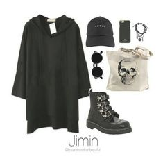 Korean Fashion Trends you can Steal – Designer Fashion Tips Kpop Fashion Outfits, Korean Outfits, Mode Outfits, Womens Fashion, Bts Clothing, Bts Inspired Outfits, Mode Kpop, Cute Comfy Outfits, Korean Fashion Trends