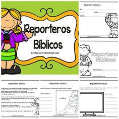 De los tales: Reporteros Bíblicos