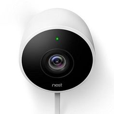 SECURITY CAM OUTDOOR WHT
