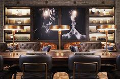 Montecristo Cigar Bar Las Vegas - Drink Whiskey and Smoke Cigars like a Boss