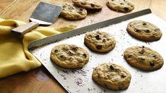 Esta receta se apoya en mantequilla morena para crear unas riquísimas galletas  sin gluten.