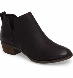 522f6691661 Main Image - BP. Francine Split Shaft Bootie (Women)