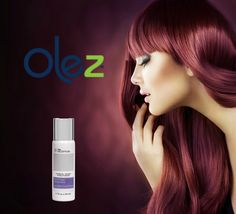 Olez Argan Oil Aerosol The convenient aerosol bottle dispenses the unique formula your hair require for daily protection. #keratin #olez #hiar #hairdresser #haircare #hairgoals