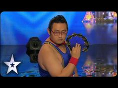 Gonzo: Asia's First Tambourine Master   Asia's Got Talent 2015 Episode 1 - YouTube