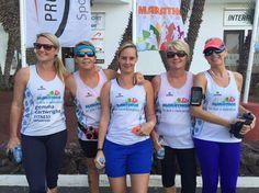 Training run for the Lanzarote International Marathon 2015