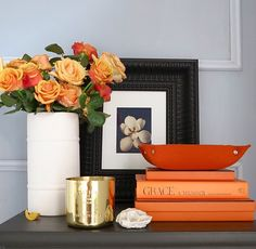 Easy Styling - Farbschema Orange
