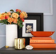 Easy Styling - Farbschema Orange