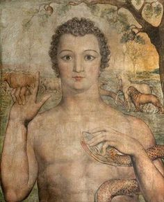 Adam Naming the Beasts.https://www.theguardian.com/culture/2014/nov/21/the-10-best-works-by-william-blake?CMP=share_btn_fb