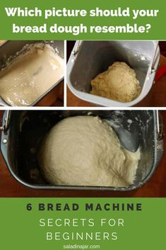 Bread Machine Secrets You Need to Know New to bread machines? Read this for 6 helpful hints.New to bread machines? Read this for 6 helpful hints. Oster Bread Machine Recipe, Easy Bread Machine Recipes, Best Bread Machine, Bread Maker Machine, Bread Maker Recipes, Yeast Bread Recipes, Bread Machines, Bread Machine Banana Bread, Bread Machine Rolls