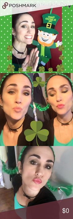 Wanted to wish everyone a Happy St. Patrick's Day! Wishing everyone Happy St. Patrick's Day! This is what I do when I'm not feeling good & takes all my will to pick up my head & care of my 4 kids & sick self. I have been to orthopedic consults for a hip surgery that apparently no dr.s in my area can perform...also finally got approved for a special program to get my blood test done to test for the BRAC 1 & 2 gene. I need answers. Although I feel like I am slowly dying with no answers. I…