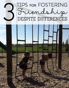 3 Tips for Fostering Friendship Despite Differences - Bible, Beer and Babies