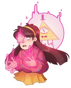 I've always wonder what it would be like to see Mabel possessed by Bill, it's probably not too different from Bipper but heres my take anyway. I figured with Weirdmageddon this was the ideal time t...