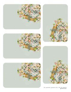 free_vintage_baby_digital_scrapbook_paper_2.jpg 2 550×3 300 pixels