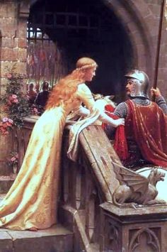 Knight & Maiden Pictures Medieval | medieval knights honor highest order death chivalry died industrial ...