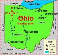 visit my family in ohio