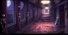 Corridor by penemenn. More like a horror game than an apocalypse.. but creepy enough!