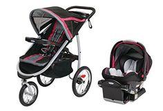 Graco FastAction Fold Jogging Stroller & SnugRide 40 Car Seat - Azalea Graco http://www.amazon.com/dp/B00O5DKQMU/ref=cm_sw_r_pi_dp_LNZcvb0Y7KR8Q