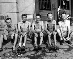 American POWs at the Hanoi Hilton. A couple blocks away Hanoi Jane (Jane Fonda) was having a photo op with the torturers of these Americans. Never Forget!!(NOT FOND OF JANE!)