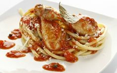 Chicken with red macaroni - iCookGreek Tea Recipes, Greek Recipes, Smoothie Recipes, Meal Replacement Smoothies, Spaghetti And Meatballs, Lose 20 Lbs, Italian Seasoning, Meatball Recipes, Good Ol
