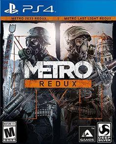 Metro Redux - PlayStation 4,