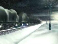 Train, from Echelon videoinstallation by Bluesoup. XLGallery