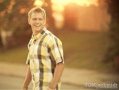 guy senior photos