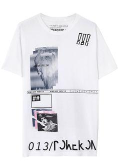 #BEENTRILL# X Shaun Samson Printed Cotton T-Shirt