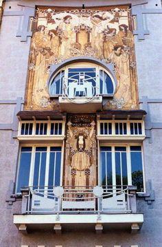 Maison Cauchie Bruxelles