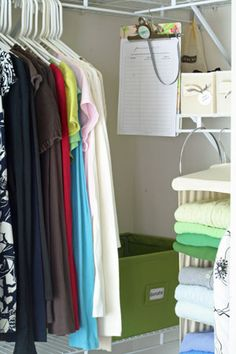 Organize Your Closet with Five Simple Questions