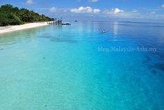 Mataking Island, Sabah Borneo Malaysia