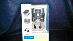 PROTOCOL SIGHT & SOUND BINOCULARS. New in Sealed Pack. FREE SHIPPING.. #Protocol