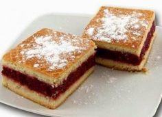 Prajitura cu cirese Pita Recipes, Baking Recipes, Sweet Recipes, Cookie Recipes, Dessert Recipes, Kolaci I Torte, Croatian Recipes, Sweet Pastries, Small Cake