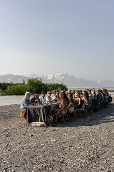 See more from our outdoor dining experience in Alaska! #gather #outdoordining #alfresco Rustic Outdoor, Outdoor Dining, Outdoor Dinner Parties, Human Connection, The Fosters, Alaska, Dolores Park, Backyard, Explore