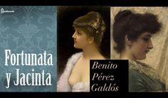 Fortunata y Jacinta, Benito Pérez Galdós Book Lists, Humor, Cover, Books, Movie Posters, Classic Books, Recommended Books, Novels, Literature