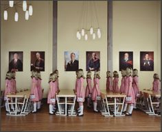 School Play is one of photographer Julia Fullerton-Batten's amazing photo projects. The photographer is well exhibited and becoming a world renown name. Film Inspiration, Character Inspiration, Creative Inspiration, Gottfried Helnwein, Fine Art Photography, Fashion Photography, Narrative Photography, Inspiring Photography, Photography Ideas